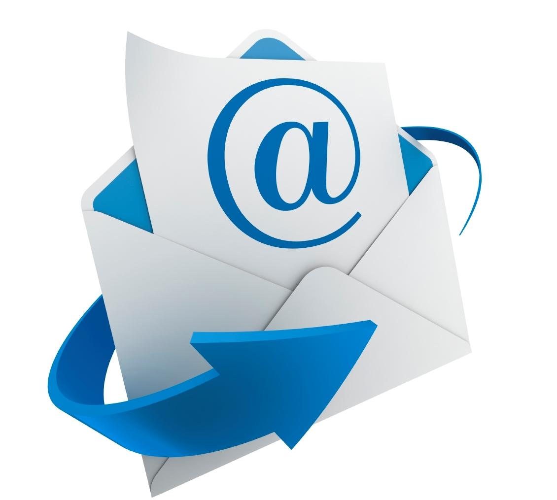 Rédaction d'email à l'unité.